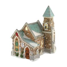 Department56 - The Church At Cornhill