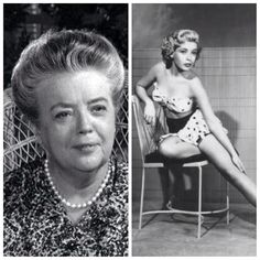 Aunt Bea from Andy Griffith Show... She was beautiful :)