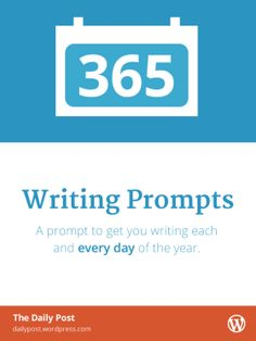 365 Days of Writing Prompts