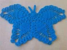 Looking for your next project? You're going to love Crochet Butterfly free pattern by designer aamragul9302594.