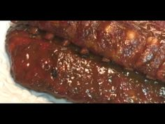 3-2-1 Baby Back Ribs on the Traeger (Video) | SimplySmartDinnerPlans