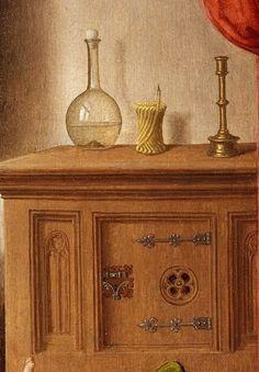 Hans Memling - The Annunciation