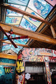 shed studio transforms abandoned train carriage into MEATliquor restaurant