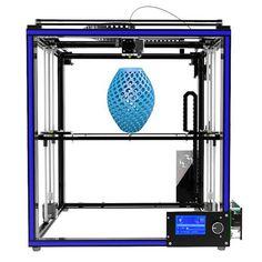 printer design printer projects printer diy wall printer wall printer Tronxy Assembly Metal Frame High-precision Printer you can fi. 3d Printer Price, Cheap 3d Printer, 3d Printer Kit, Fdm Printer, Shop Geek, Hip Hop Shop, Jewely Organizer, 3d Filament, Diy 3d