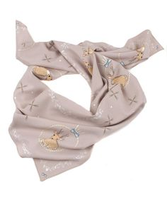Brown Deer Scarf