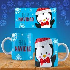 sublimation templates PSD MERRY CHRISTMAS para tazas - Design Sublimation Mug - Diseños Navidad en Ingles - Hohoho - Santa Claus - Papá Noel #amolanavidad #navidad #modonavidad #regalosnavidad #navidad2018 #navidad🎄 🎄 #feliznavidad #espiritudelanavidad #arbolitodenavidad #arboldenavidad #navidadencasa Sublimation Mugs, Hand Painted Mugs, Cup Design, Christmas Design, Merry Christmas, Snoopy, Paper Crafts, Templates, Gifts