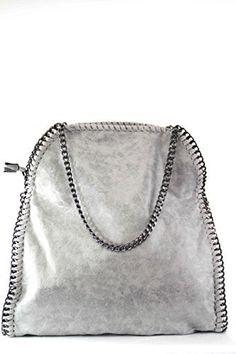 Damen Shopper Beuteltasche mit Kette, http://www.amazon.de/dp/B01NBW2O81/ref=cm_sw_r_pi_awdl_xs_a6ZTyb8S6FJ0A