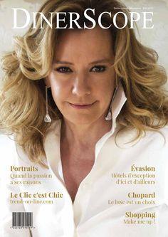 Passion For Luxury : Caroline Scheufele, Co-President, Chopard Chopard, Portraits, Magazine, Collar Blouse, Chic, Summer 2015, Lady, Presidents, Shopping
