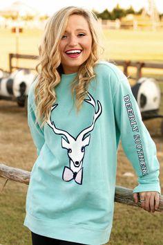 Deerly Southern Jadelynn Brooke Sweatshirt