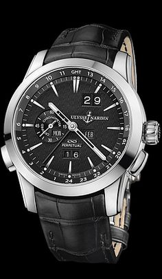 Call 813-875-3935 or 727-898-4377 to buy genuine, brand new Ulysse Nardin Timepieces from an Authorized Dealer! Model 329-10/92