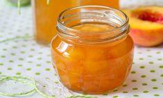 Bezovo jablečné želé s broskvemi Recept | Dr. Oetker Food, Essen, Meals, Yemek, Eten