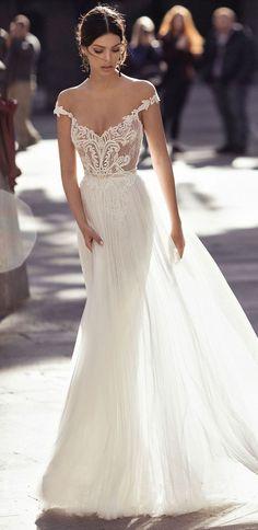 Wedding Dresses:   Illustration   Description   Gali Karten Wedding Dresses 2017 – Barcelona Bridal Collection    -Read More –   - #WeddingDresses https://adlmag.net/2017/10/11/wedding-dresses-inspiration-gali-karten-wedding-dresses-2017-barcelona-bridal-collection/