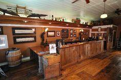 Hearst Ranch Winery Tasting Room
