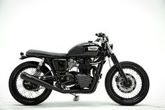 2011 Triumph Bonneville / If the women in my life would only allow it...