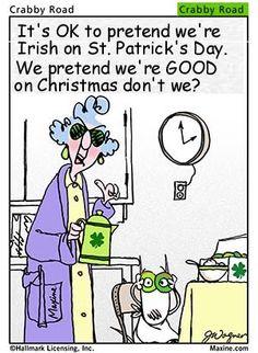 st patrick's day jokes   St Patrick's Day Humor