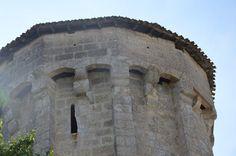 Eglise Saint-Vivien te Charras (Charente 16)