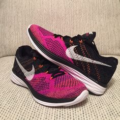 Nike Flyknit Lunar3 New from Nike- in half box Nike Shoes Athletic Shoes