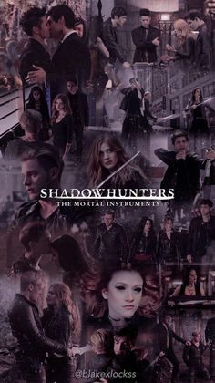 Shadowhunters Series, Shadowhunters The Mortal Instruments, Jace Wayland, Alec Lightwood, Cassandra Clare, Clary Et Jace, Clary Fray, Constantin Film, Daimon Salvatore