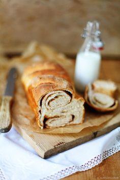 Zimtbrot - cinnamon swirl bread