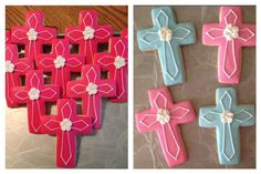 Holy Cross Theme Cookies by OliviasHomemadeSweet on Etsy