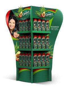 Palmolive Caprice Shampoo on Behance