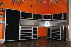 Cool Home Garage Color Design