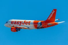 Easy Jet, Airplane Decor, International Airlines, Cargo Airlines, Air Ride, Commercial Aircraft, Aeroplanes, Concorde, Earth