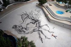 Artist UP - News - Skio : artiste tout terrain, hors des sentiers battus...