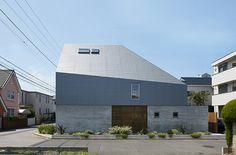Kentaro Ishida. U House.Chiba, Japan. photos:Toshiyuki Yano