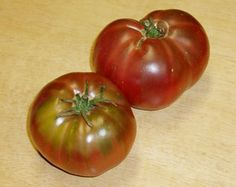 Purple Cherokee Tomato ~ favorite for the garden