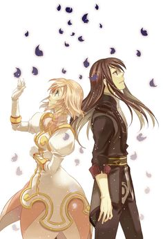 Tales of Vesperia | Estelle & Yuri
