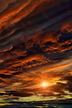 Really beautiful! | nature | | sunrise | | sunset | #nature https://biopop.com/