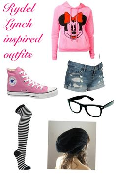 Rydel Lynch inspired outfit