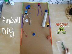 Súper PT: Pinball DIY matemático