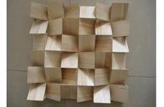 China Painel acústico de madeira à prova de fogo do difusor dos painéis de parede com teste padrão novo de BT fornecedor