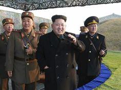 Nordkoreas Machthaber Kim Jong Un hat nach Angaben Südkoreas einen…