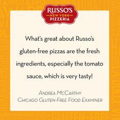 #RussosReview Gluten-free