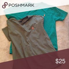 Polo Tee Shirts Gently used Men's tee shirt $16 for both shirts Polo by Ralph Lauren Shirts Tees - Short Sleeve