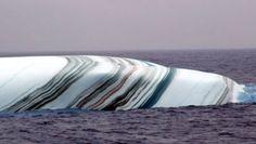 Algae iceberg