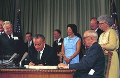 On July 30, 1965, President Lyndon Johnson signed Medicare and Medicaid into law. Fifty-two years later, both programs stand as shining examples of gover...