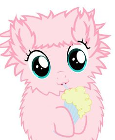 You all should know this one fluffle puff with vanilla milkshake