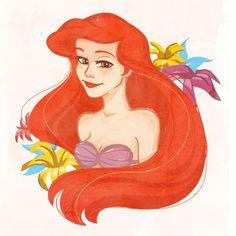 Ariel by rositamarie