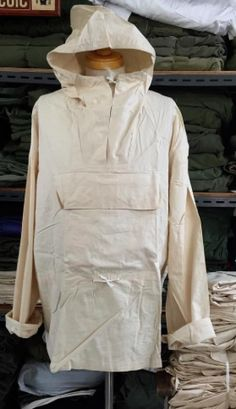 French Snow Parka