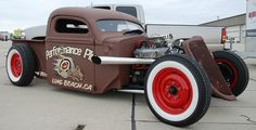 1935 Ford Pickup Truck Street Rod 9 Of 10 Flickr Photo Sharing