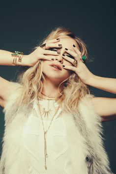 Becca Tobin photographed by Derek Wood | DISFUNKSHION
