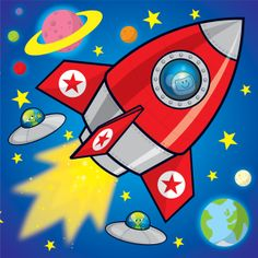red rocket by John Shirley