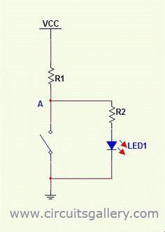 Numeric water level indicator- liquid level sensor circuit diagram with 7…
