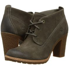 Timberland Earthkeepers Glancy Chukka Women's Dress Lace-up Boots,... (72 CAD) ❤ liked on Polyvore