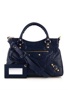 9b337ea30033 Balenciaga Giant Town shoulder bag Balenciaga Wallet