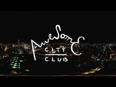 Awesome City Club – Lullaby for TOKYO CITY (Music Video) - YouTube